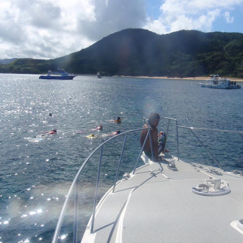 아름다운 푸른바다 스노클링&낚시 하루코스