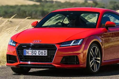 [공항출발/공항반납/외제차][Audi TT / Audi A1] 오키나와 스포츠카 / 외제차