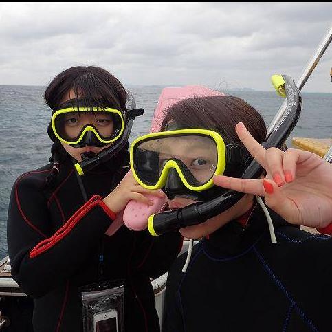 [나하/케라마/해양스포츠/6시간]온 가족이 함께 즐길 수 있는 해양스포츠, 스노클링/다이빙/ 해수욕을 자유롭게 선택하세요!, 스노클링 무제한