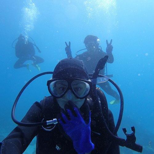 [나하/케라마/체험다이빙/6시간] 오키나와 케라마에서 체험다이빙 스노클링 하루종일 알차게, 스노클링 무제한