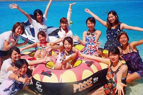 특별:【민나섬】【해수욕+해변스노클링2회+바나나보트+점심】