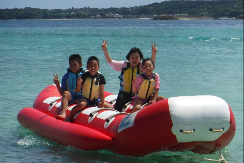 【濑底岛】三大水上活动大满贯行程