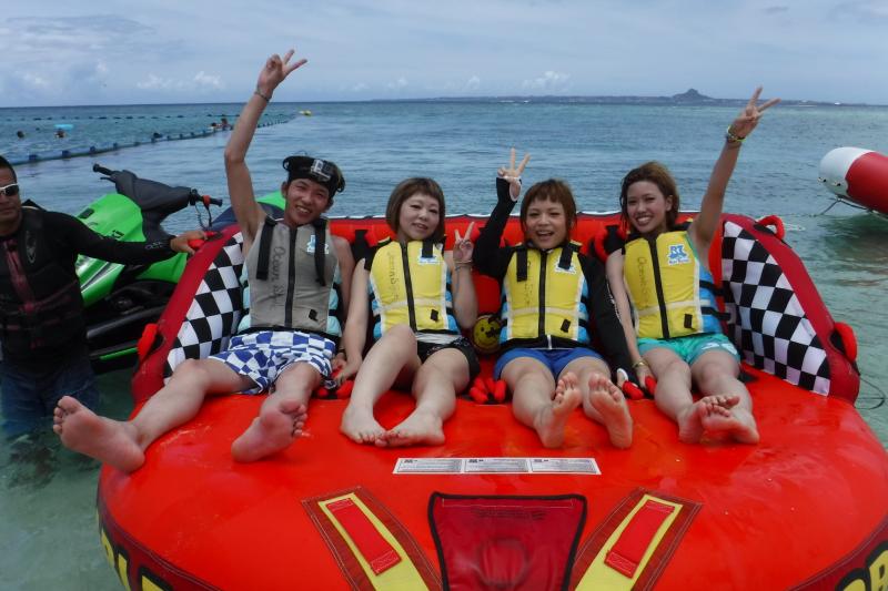 【水纳岛】三大水上活动大满贯行程