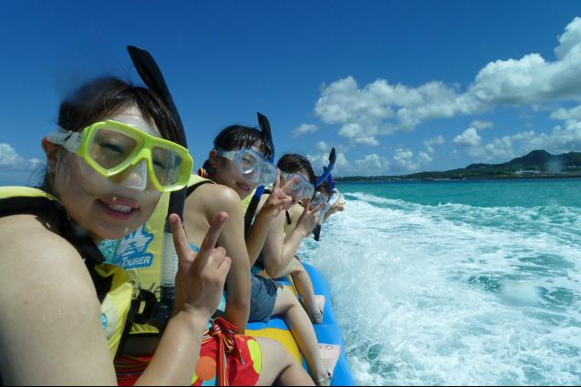 【濑底岛】浮潜+喂鱼体验行程