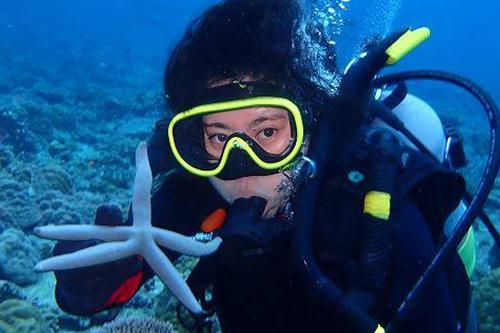 庆良间诸岛专业潜水(FUN DIVING)一天行程