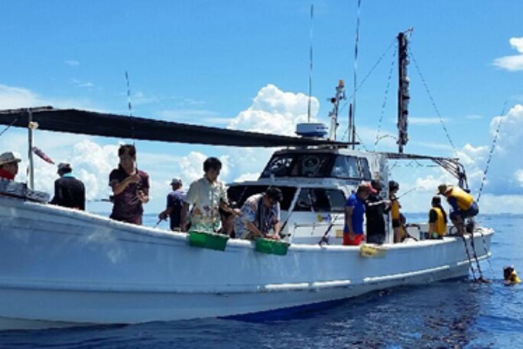 【沖縄海釣り・船釣り】自分で釣り上げたお魚を調理してもらおう!