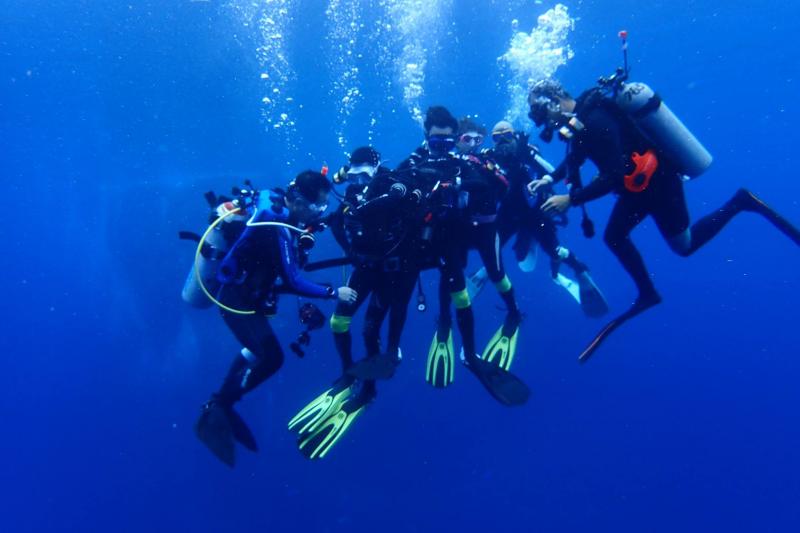 【那霸出發】慶良間專業潛水(FUN)一日行程!