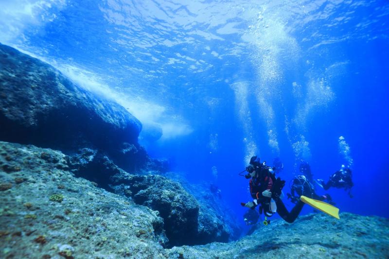 【那霸出发】冲绳考取潜水执照课程!PADI Open Water Diver