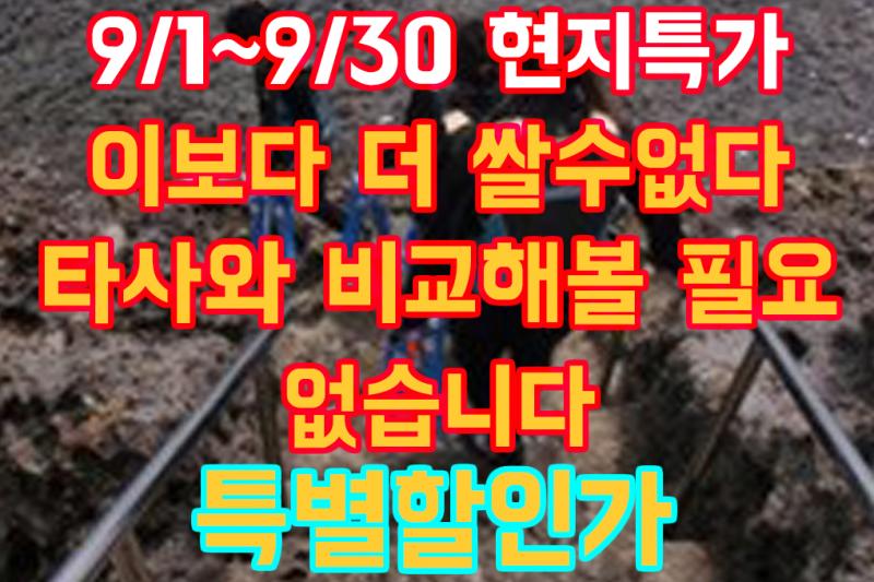 [최저가보장 9/1~9/30한정 특별할인가][해변에서 포인트까지 이동] 푸른동굴 해변 스노클링