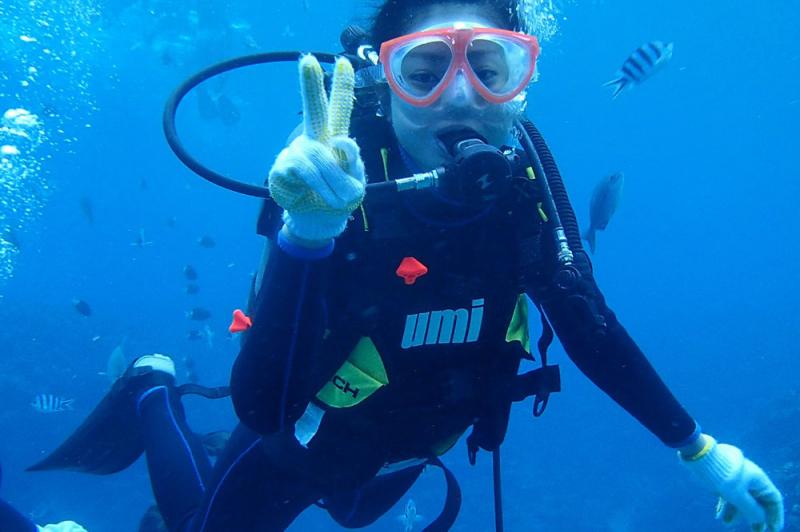 【青洞】专业潜水行程
