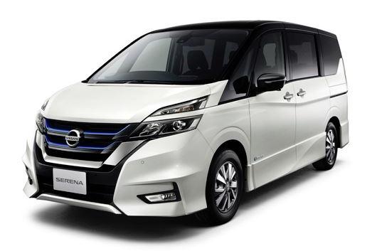 [8人乗りワゴン車 ~2000cc]免責保険付き/NOC選択