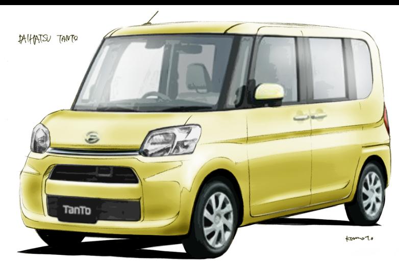 [推薦3人座廂型輕車,660cc,3個標準貨物箱][視綫很寬,駕駛容易][免費:免責保險✙noc1次][免費接送機場]