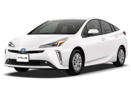 [期間限定特別価格 / 2020.12.24まで] [一日先着順 3名様 プリウス車両 ] 免責保険付き / NOC保険1回無料 / カーシート無料 / 送迎可能